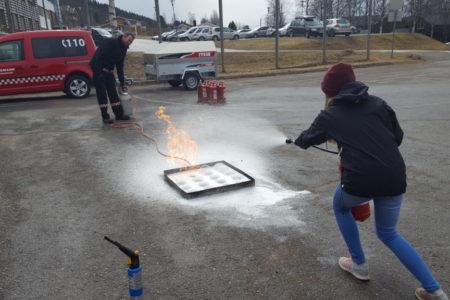 Brannforebyggende avdeling