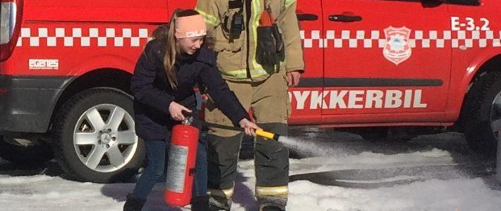 Kan 6. klassingen mer om brann enn deg?