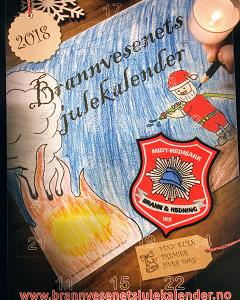 Pressemelding Brannvesenets julekalender