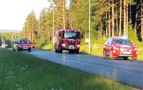 """Viktig kampanje fra Trygg trafikk – 4 år siden """"Hernes-ulykken"""""""