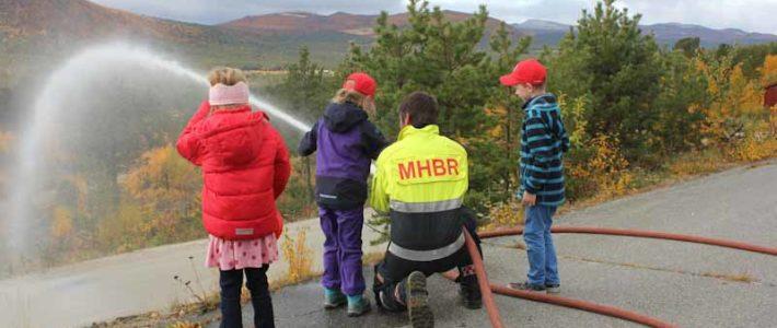 Pressemelding Åpen dag på brannstasjonene i Midt-Hedmark brann- og redningsvesen IKS sin region