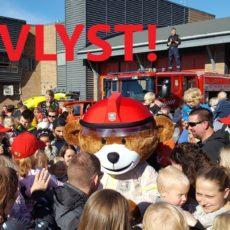 Åpen dag på våre 11 brannstasjoner og besøk i barnehagene er avlyst!